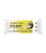 KTO-BAR™ 12 bars, Coconut Chocolate